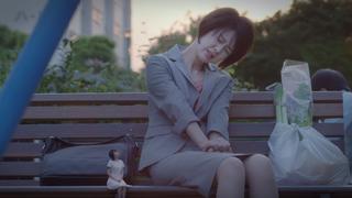 キューピーコーワα-プラス「小さな女神 公園」篇