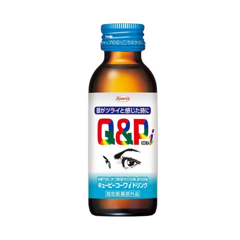 興和株式会社 キューピーコーワiドリンク
